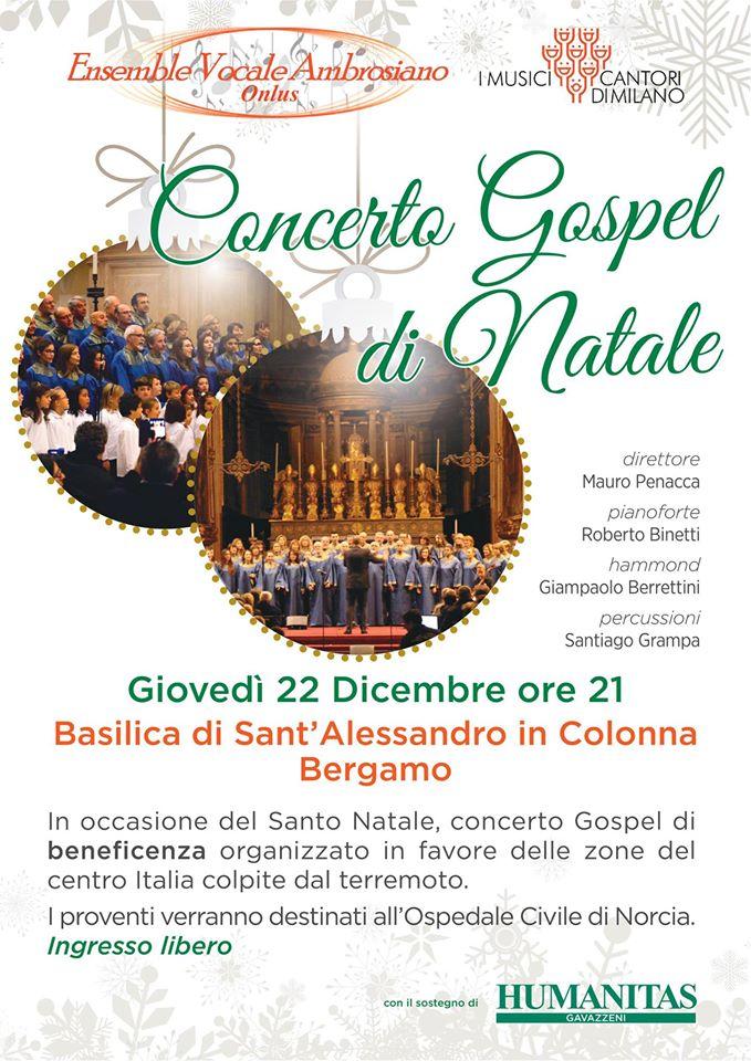 concerto gospel natale